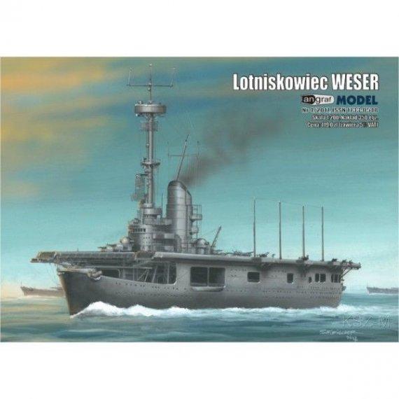 Angraf 3/17 - Lotniskowiec WESER