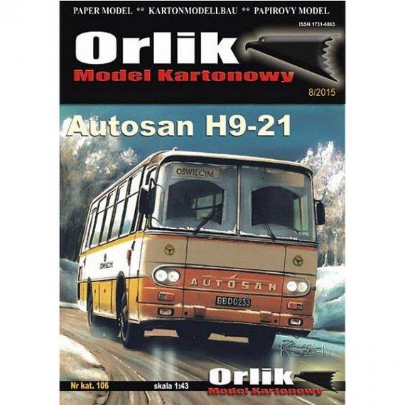 Orlik 106 - Autosan H9-21