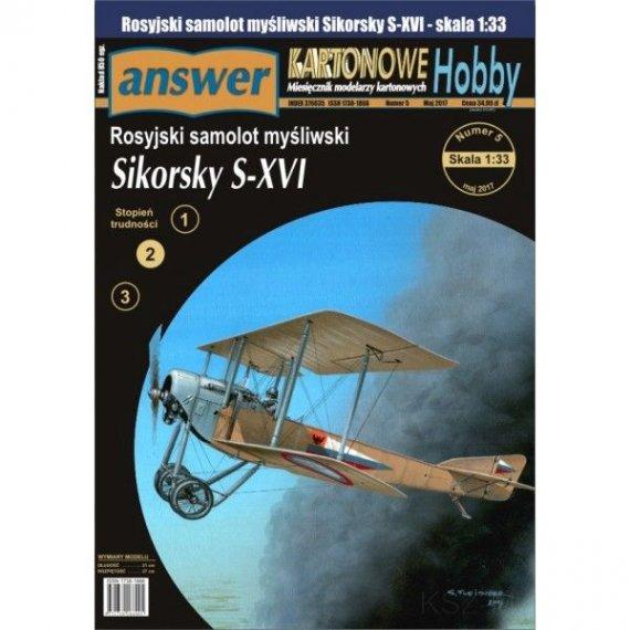 Sikorsky S-XVI - Answer 5/17
