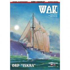 WAK 7-8/14 - Żaglowiec ORP Iskra