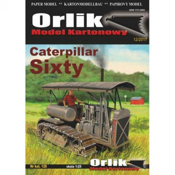 Orlik 128 - Ciągnik Caterpillar Sixty