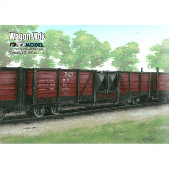 Angraf 7/18 - Wagon Wdx
