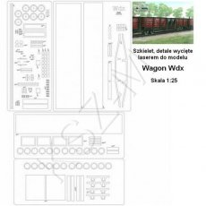 Laser do Angraf 7/18 Wagon Wdx