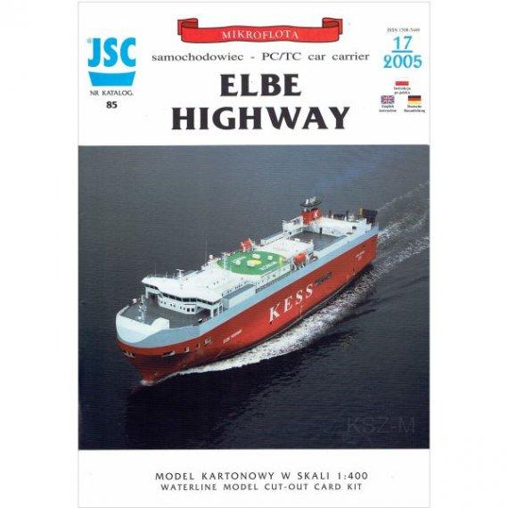 JSC-085 - Samochodowiec ELBE HIGHWAY
