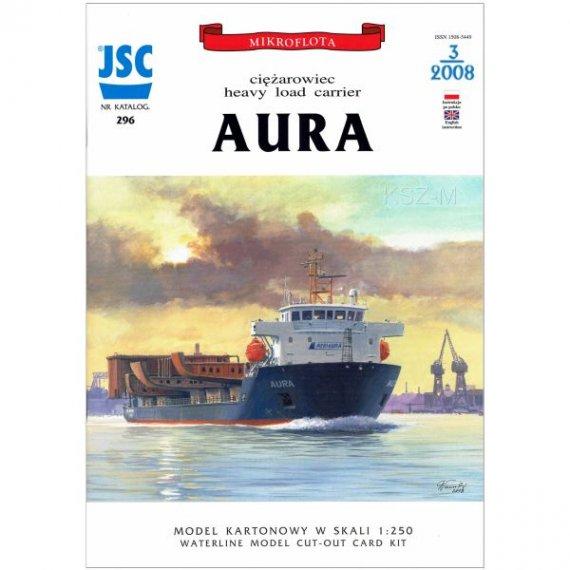 JSC-296 Ciężarowiec AURA