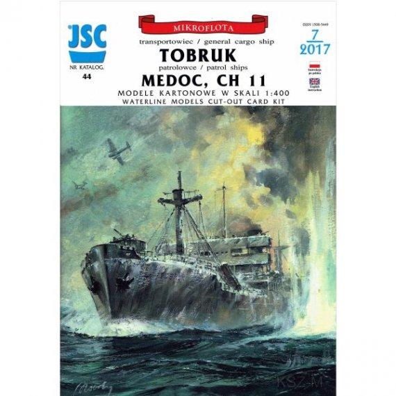 JSC-044 - Transportowiec TOBRUK