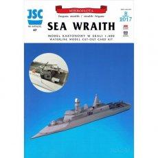 JSC-047 - Fregata stealth Sea Wraith