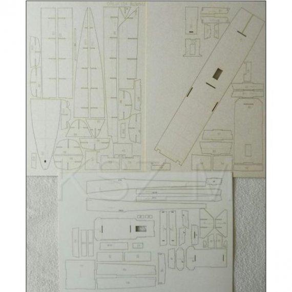 Laser do Orlik 124 Korweta rak. pr. 21631 BUJAN-M