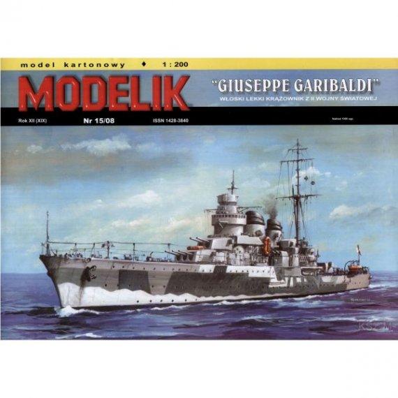 Lekki krążownik GIUSEPPE GARIBALDI