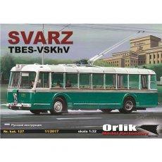 Orlik 127 - Trolejbus SVARZ TBES-VSKhV
