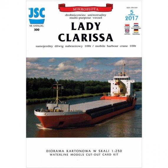JSC-300 - Drobnicowiec LADY CLARISSA
