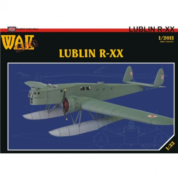 WAK 1/11 - Samolot Lublin R-XX