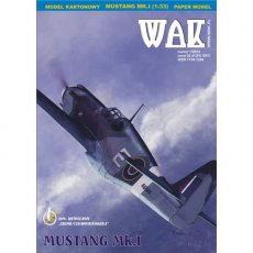 WAK 1/13 - Myśliwiec Mustang Mk.I