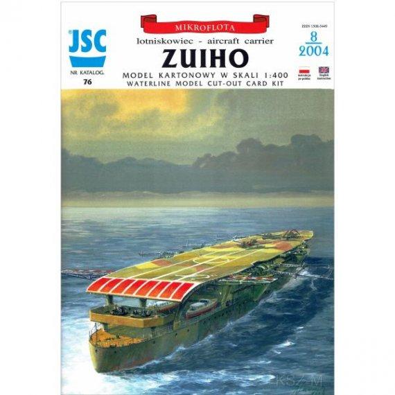 JSC-076 - Lotniskowiec ZUIHO