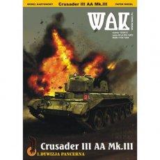 WAK 10/13 Czołg Crusader III AA Mk.III