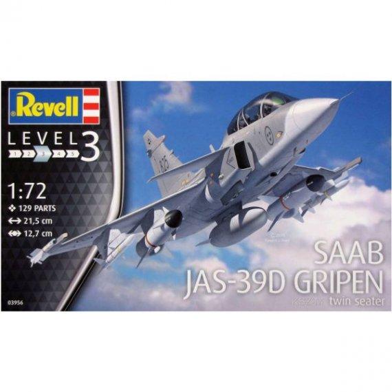 REVELL 03956 - Saab JAS-39D GRIPEN