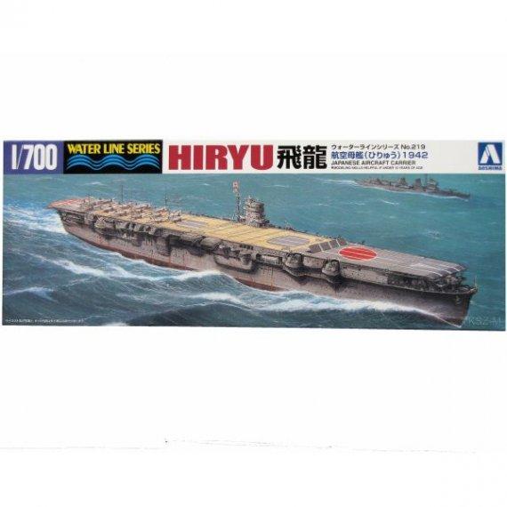 AOSHIMA 219 - Lotniskowiec HIRYU