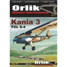Orlik 125 - Samolot PZL S-4 Kania-3