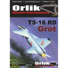 Orlik 126 - Samolot TS-16 RD GROT