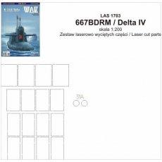 Laser do WAK 3/17 Okręt podwodny K-114 Tuła