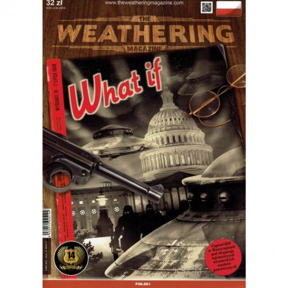 The Weathering Magazine 15 - What if