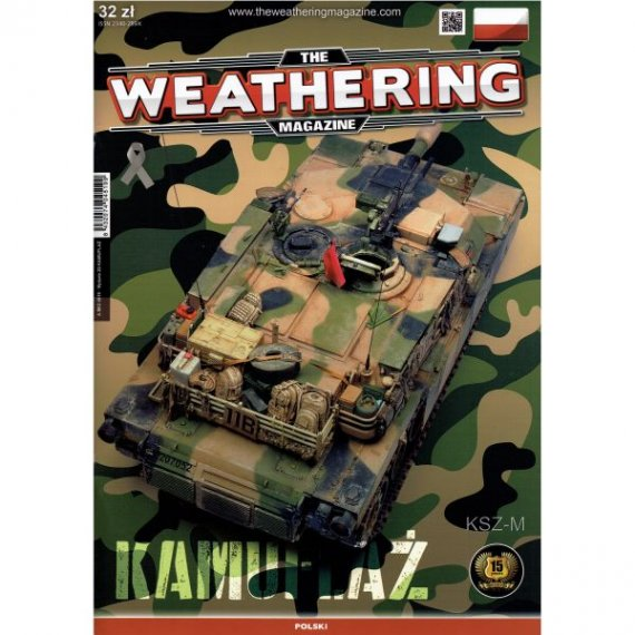 The Weathering Magazine 20 - Kamuflaż