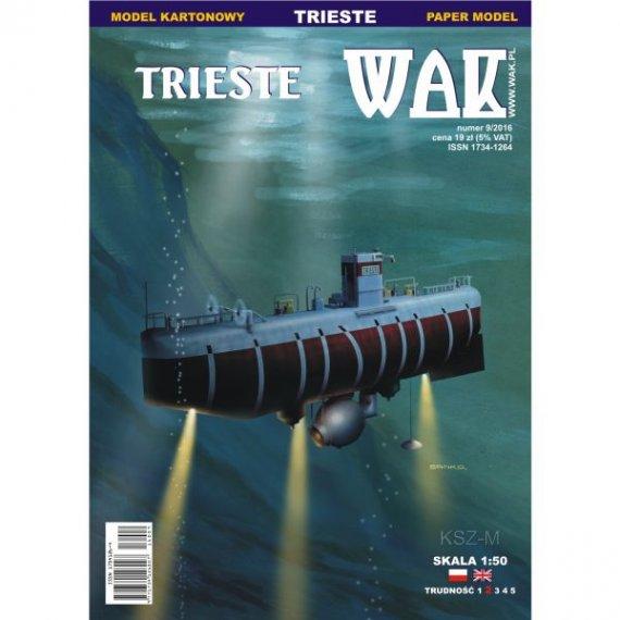 WAK 9/16 - Batyskaf Trieste