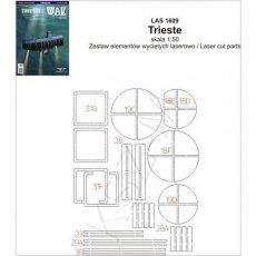 Laser do WAK 9/16 - Batyskaf Trieste