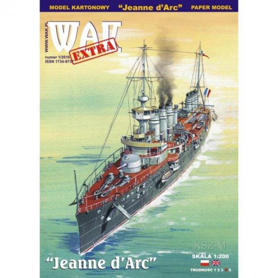 WAK 1/16 - Krążownik Jeanne d'Arc