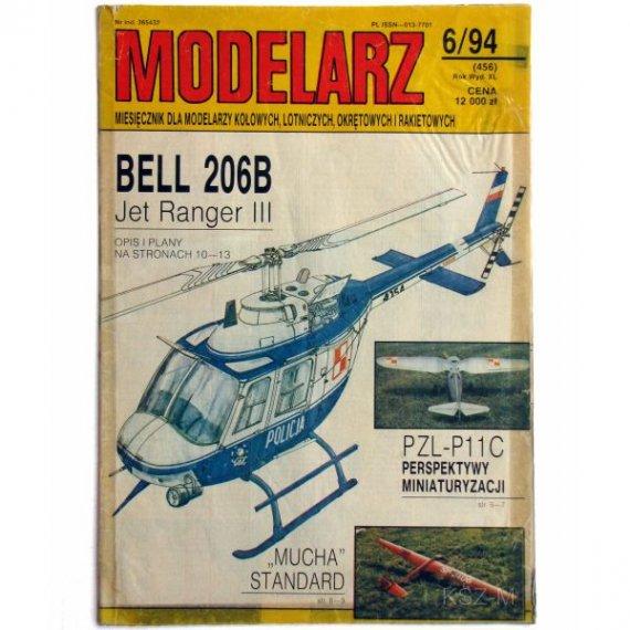 Modelarz 6/94