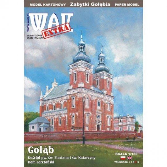 WAK 3/16 - Gołąb - Kościół i Dom Loretański