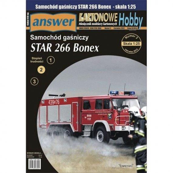 Answer 3/12 - Samochód STAR 266 Bonex
