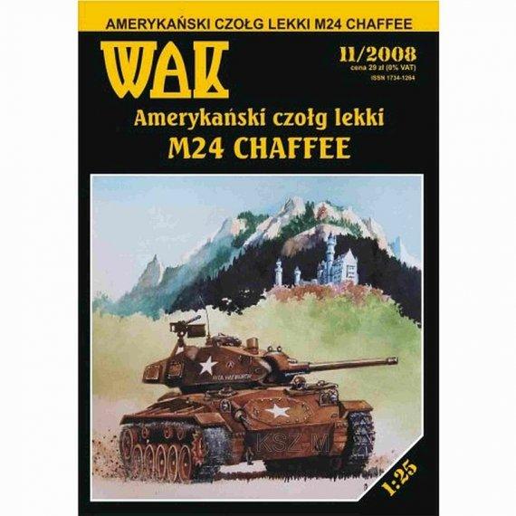 WAK 11/08 Czołg M24 Chaffee
