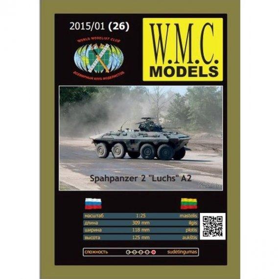 WMC Models 26 - Spahpanzer 2 Luchs A2