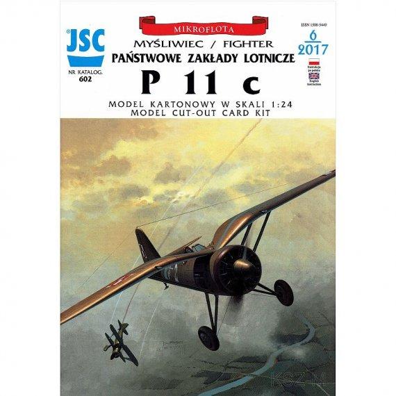 JSC-602 - Myśliwiec P-11c