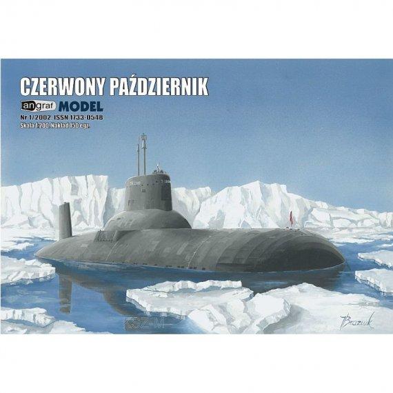 Angraf 1/02 - Okręt Czerwony Październik