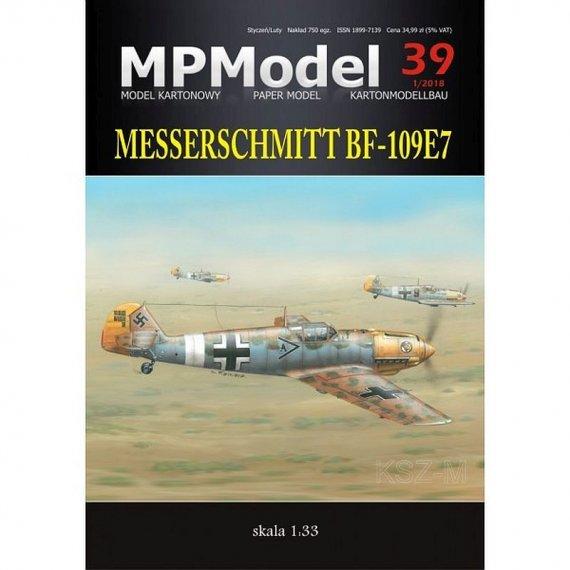 MPModel 39 - Messerschmitt Bf-109 E7