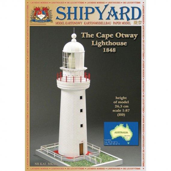 SHIPYARD 57 - Latarnia morska Cape Otway