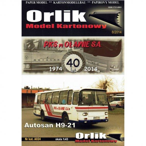 Orlik A024 - Autosan H9-21