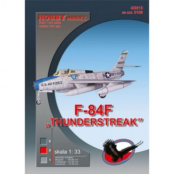 Hobby Model 109 - F-84F Thunderstreak