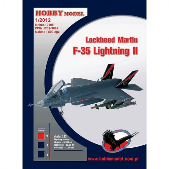 Hobby Model 105 F-35 Lighting II