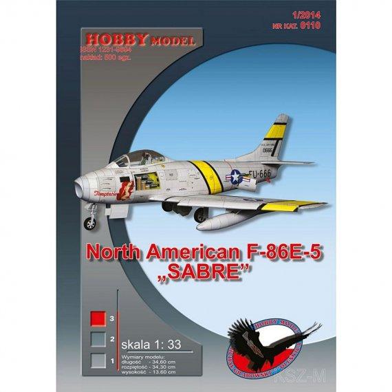 Hobby Model 110 - F-86 E-5 SABRE