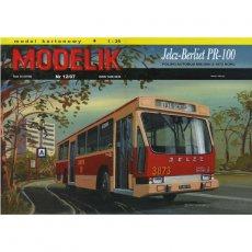 Modelik 12/07 JELCZ-BERLIET PR-100