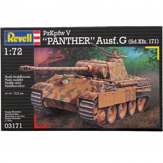 REVELL 03171 PzKpfw V PANTHER Ausf.G
