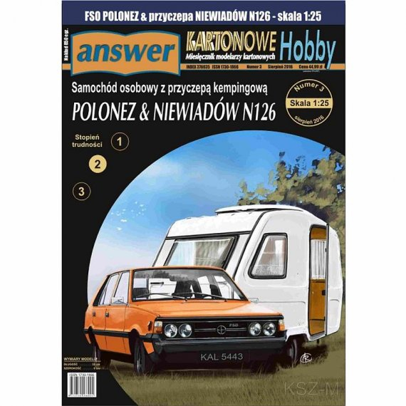 FSO Polonez i Niewiadów N126 - Answer 3/16