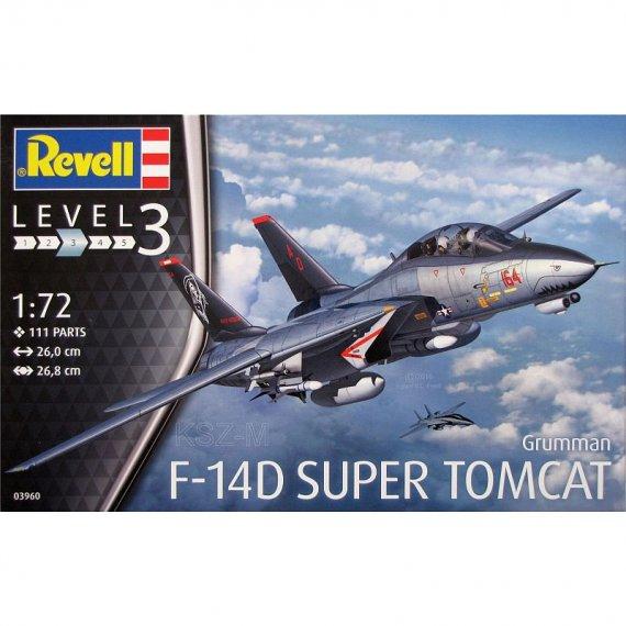 F-14D Super Tomcat - REVELL 03960