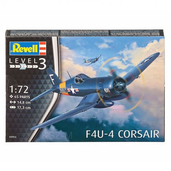 Vought F4 U Corsair - REVELL 03955