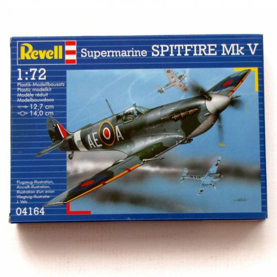 Spitfire Mk.V - REVELL 04164
