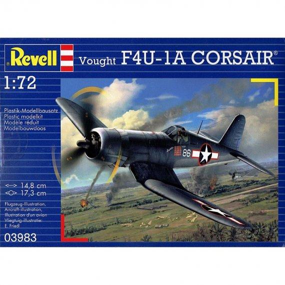Vought F4U-1A Corsair - REVELL 03983
