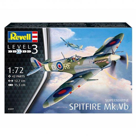 Supermarine Spitfire Mk.Vb - REVELL 03897